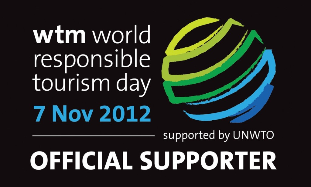Proud Supporters of the WTM World Responsible Tourism Day