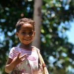 Child Islander Island Spirit Responsible travel Fiji