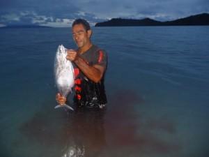 Wild Island Camping - fishing