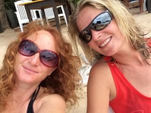 Rochelle and Kirsty, Sri Lanka, Island Spirit