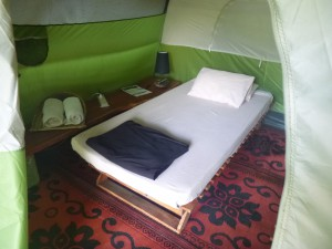 Sri Lanka, Island Spirit, camping