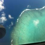 Taveuni island, ariel view, Fiji
