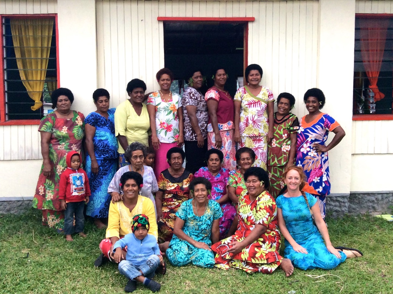 fiji island women
