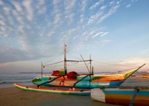 Sri Lanka, Island spirit, Boats