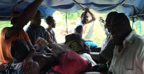 Vanuatu getting around island spirit
