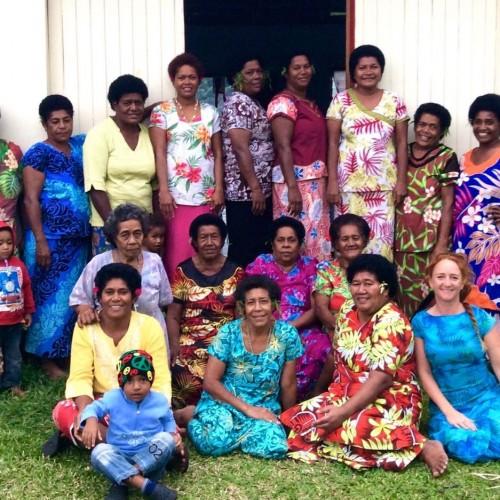 Handicraft culture in Fiji with island spirit
