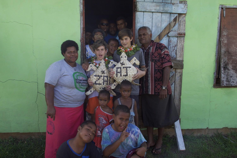 island spirit volunteering fiji