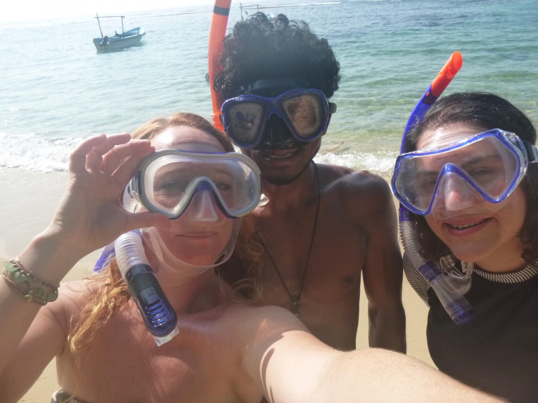island spirit local snorkel trip sri lanka