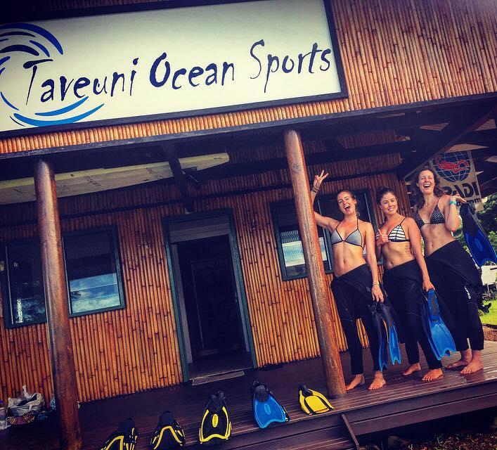 freediving snorkeling Taveuni Fiji