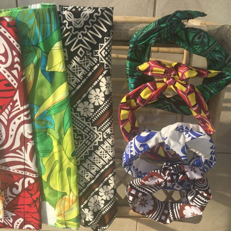 WFTO Headbands Fiji Island Spirit
