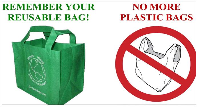 Plastic bag free Fiij
