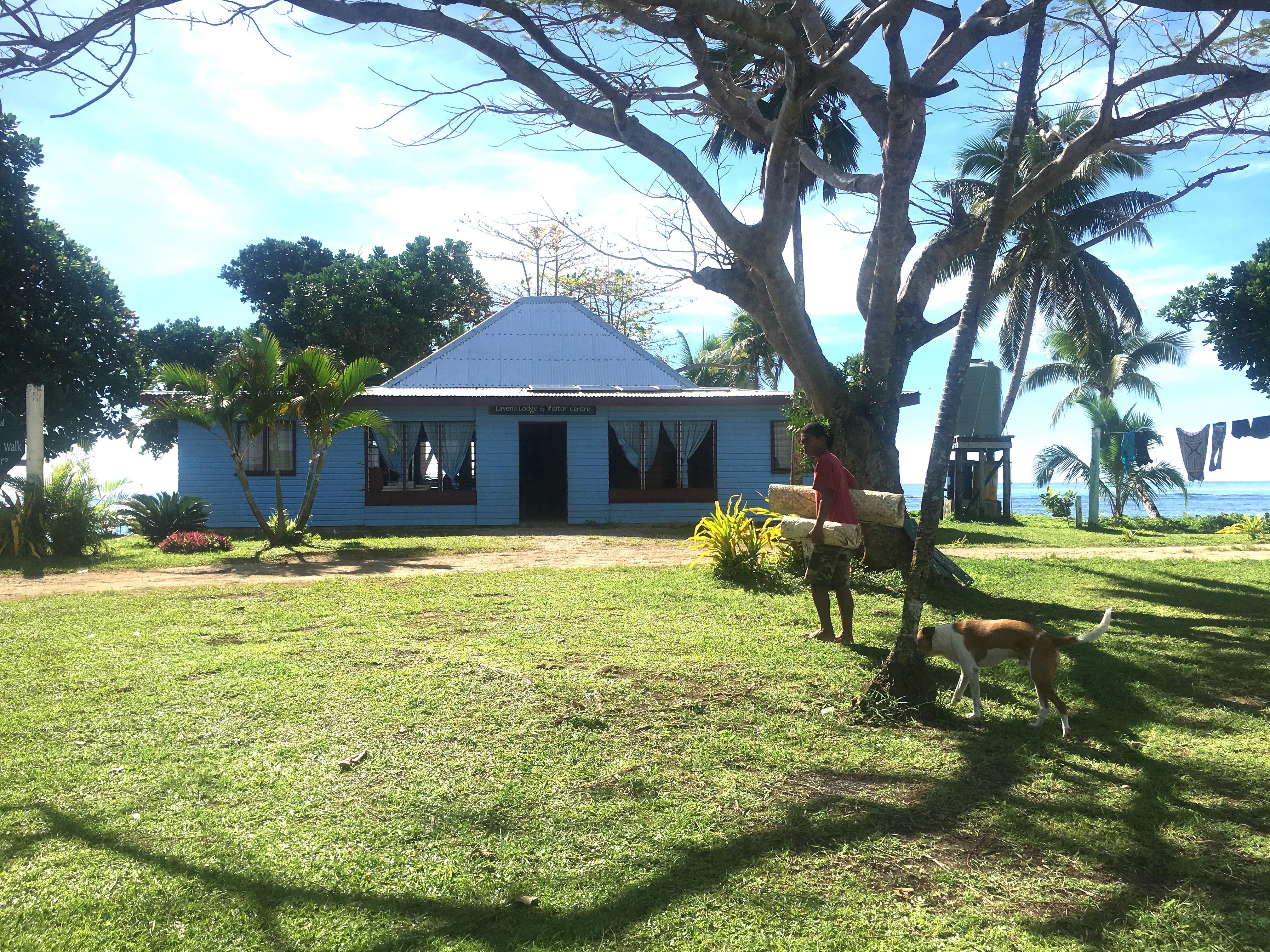 Lavena Lodge Island Spirit Fiji
