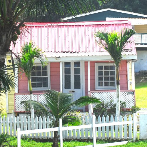 Barbados Island Spirit Chattel House