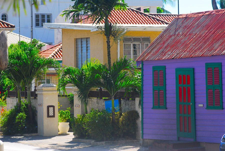 Barbados Island Spirit chattel house