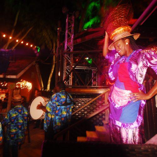 Barbados Island Spirit Dance tradition