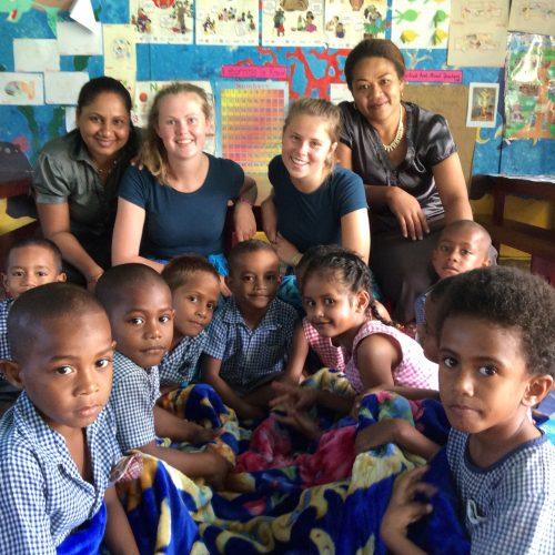 June School Volunteering Island Spirit Fiji