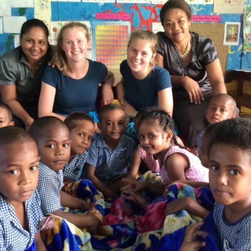 Pick the best volunteer organisation Fiji School Volunteering Island Spirit Fiji
