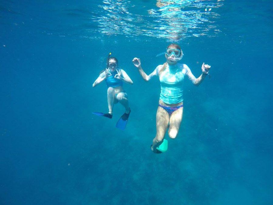 June coral gardening trip 2017. Fiji.