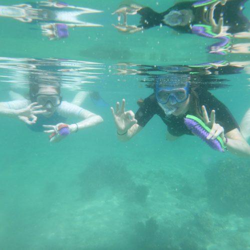 June '17 Fiji coral gardening trip
