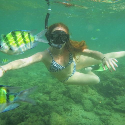 snorkelling Hikkiduwa Island Spirit Sri Lanka.2