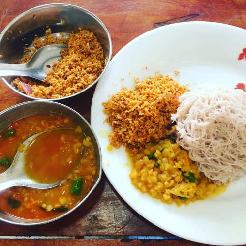 Island Spirit Plant-based, Foody Adventure Sri Lanka