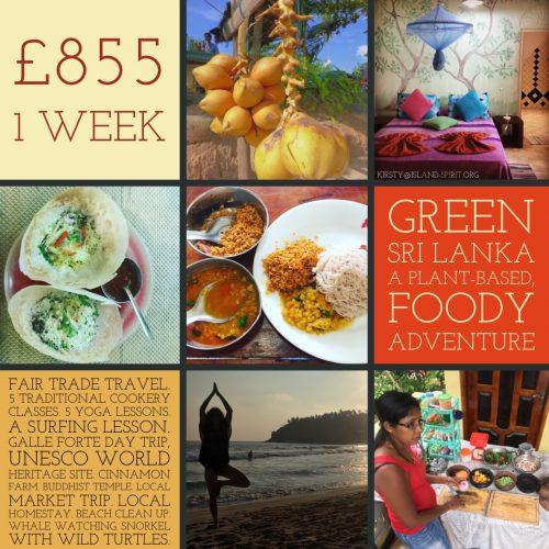 Plant-Based Sri Lanka Island Spirit1