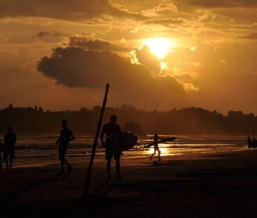 Sri Lanka Island Spirit Surfing