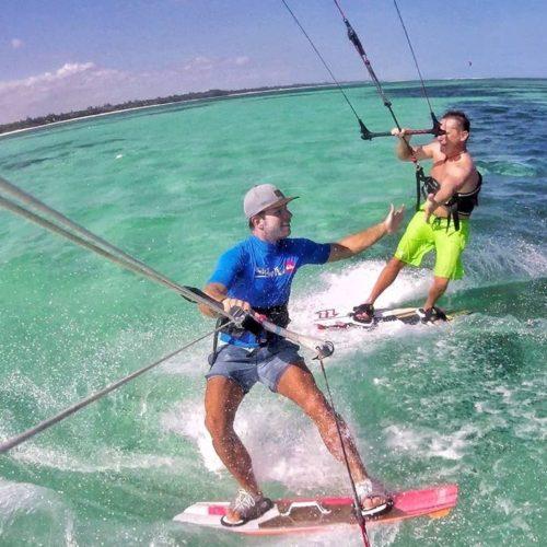 kitesurfing Sri Lanka kalpitiya Island Spirit