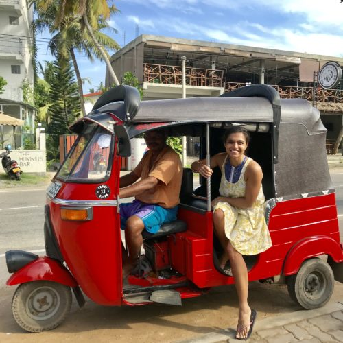 Tuktuk Island Spirit Sri Lanka