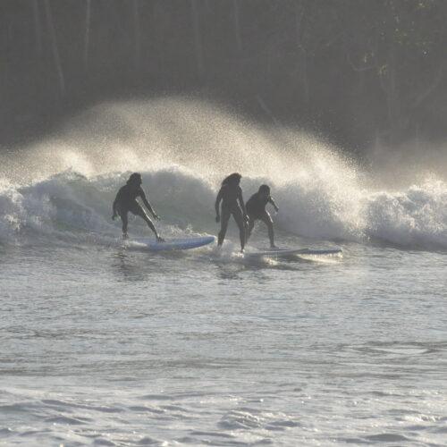 Surfers Hiriketiya Sri Lanka