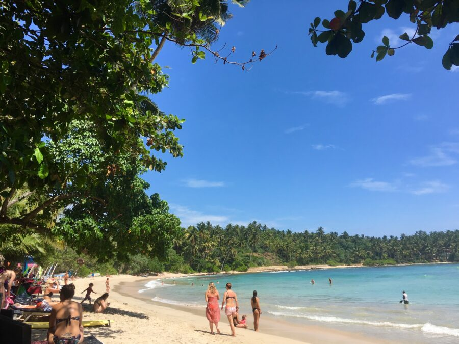 Hirikitiya Beach Sri Lanka Island Spirit.2