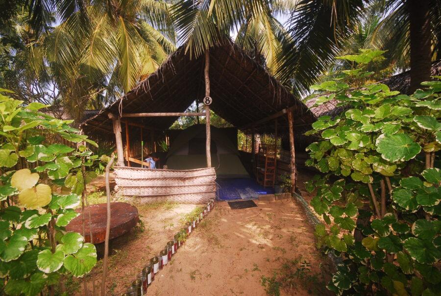 Camping Kitesurflanka Kalpitiya Sri Lanka