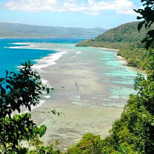 Black sand mining threatens Fiji's reef system